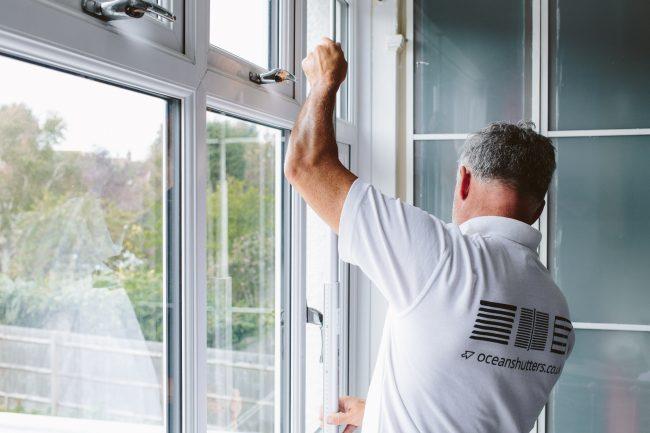 Measuring shutters